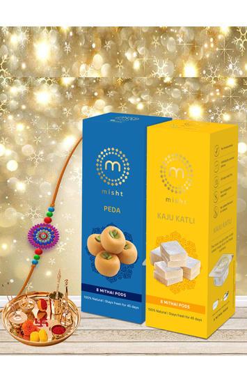Rakhi Sweets Combo-5