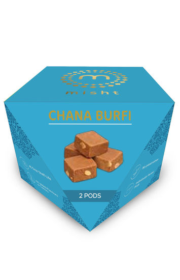 Chana Burfi 2 POD Box