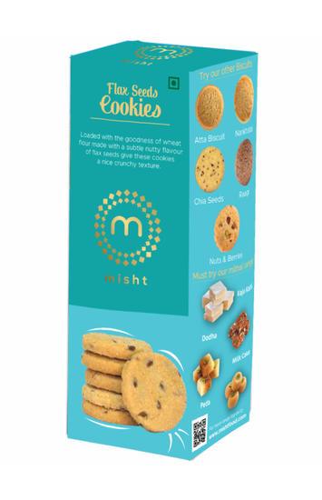 Flax Seeds Cookies