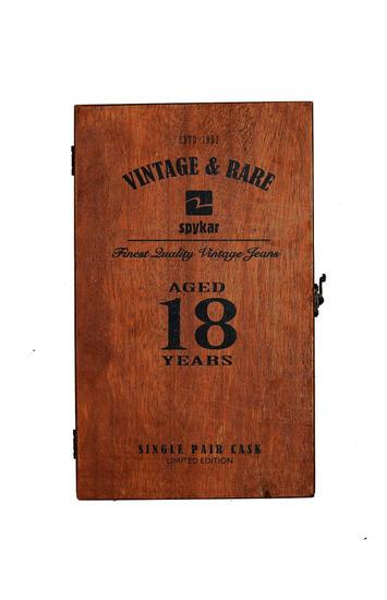 Brown Vintage Box