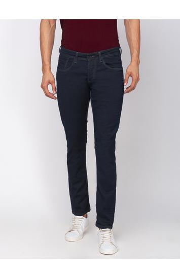 spykar Cotton Blue Jeans