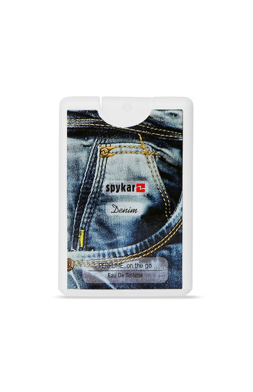 Denim Pocket Perfume