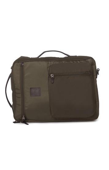 SPYKAR Olive Polyster  BAG