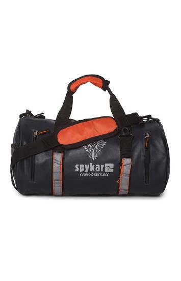 SPYKAR Grey Polyster  BAG