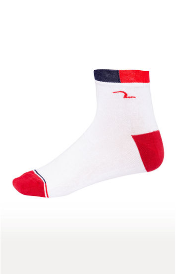 Red and Blue Socks - Pack of 2