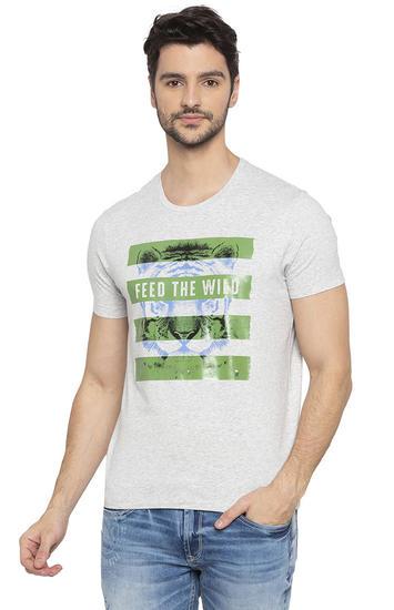 Ash Melange T-Shirt