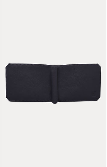 Blue Leather Wallets