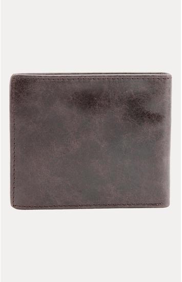 Dark Brown Leather Wallets