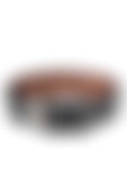 Khadim Men Multicolour Leather Belt (Reversible & Resizable)
