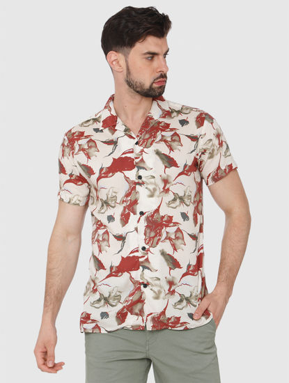 All Over Print Short Sleeves Shirt