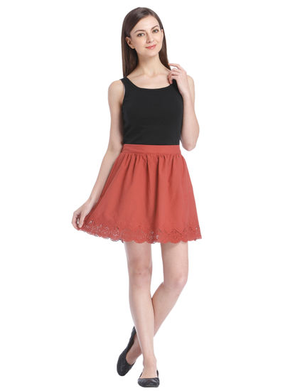 Lace Casual Skirt