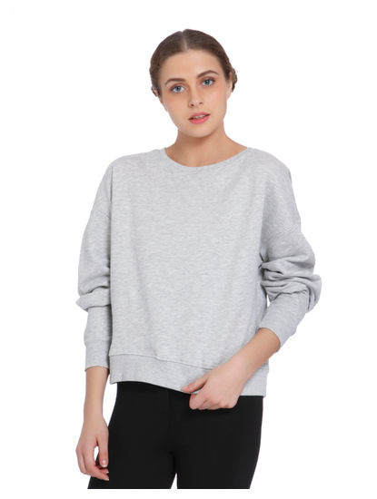Light Grey Sweatshirt