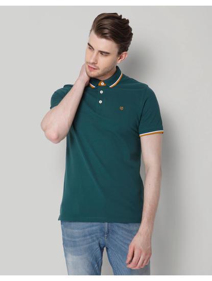 Green Polo T-Shirt