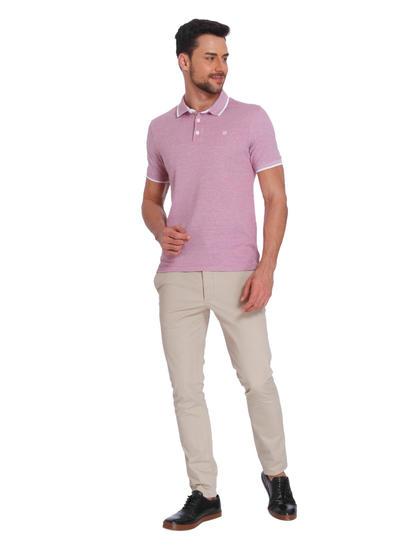 Purple Polo T-Shirt