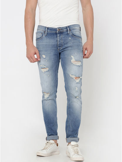 Light Blue Glenn Jeans