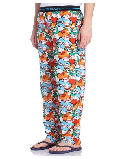 All-over Print Casual Pyjama