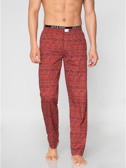 Distress Print Pyjama