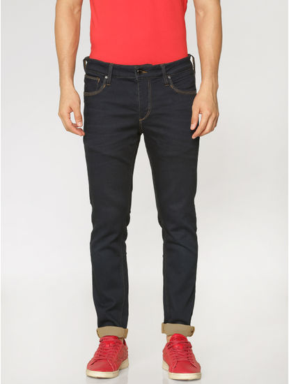 Dark Blue Ben Slim Fit Jeans