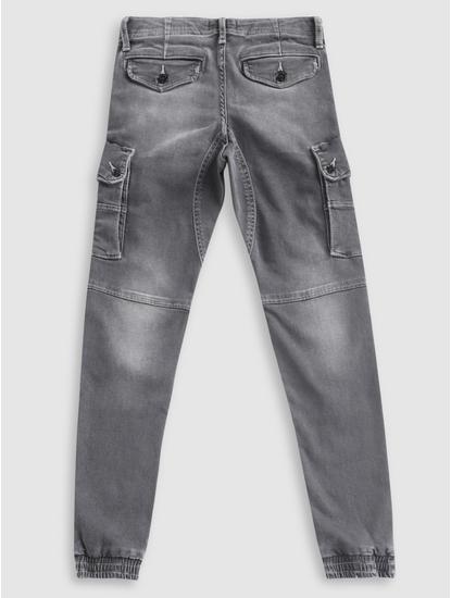 Junior Grey Erik Anti-Fit Jeans