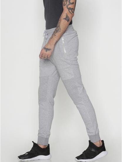 Grey Drawstring Sweatpants
