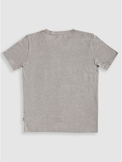 Junior X Lion King Grey Timon Crew Neck T-Shirt