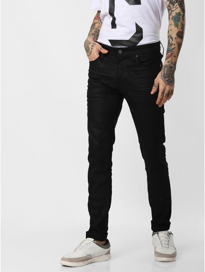 Black Liam Skinny Fit Jeans