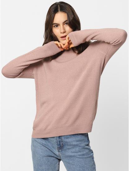 Dark Pink Pullover
