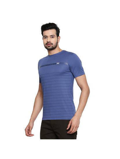 Killer Men's Blue T-Shirts