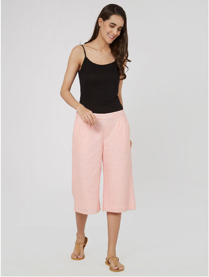Pretty Lace Lounge Culottes