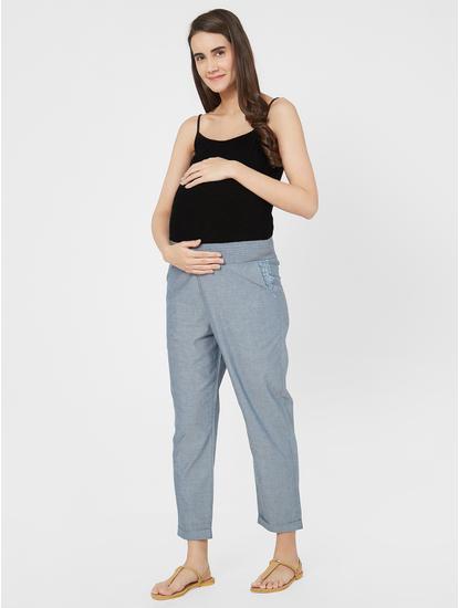 Maternity Chambrey Lounge Pants