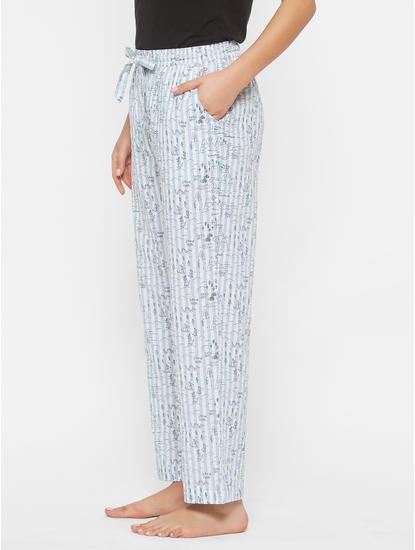 Quirky Doodle Print Pyjama