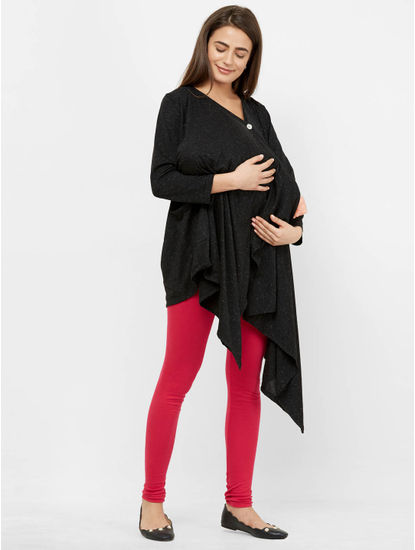 Buy Feeding Top Online | Maternity Wear - Chic Maternity Cardigan