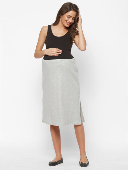 Stylish Maternity Skirt