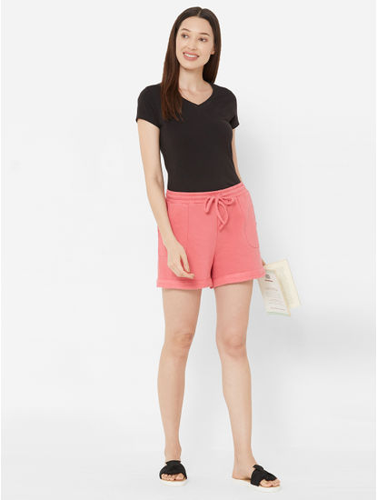 Comfy Winter Fleece Shorts