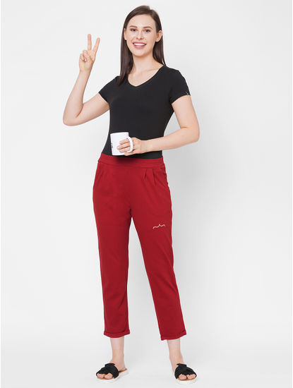 Stylish Cropped Lounge Pants