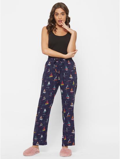Cool Boat Print Pyjamas