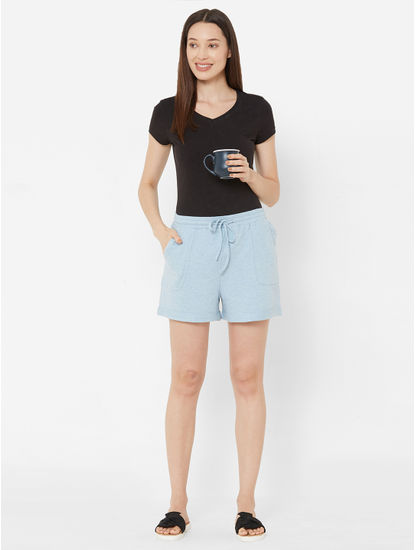 Comfy Winter Fleece Shorts