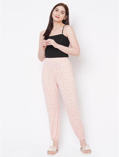 Stylish Face Print Pyjamas