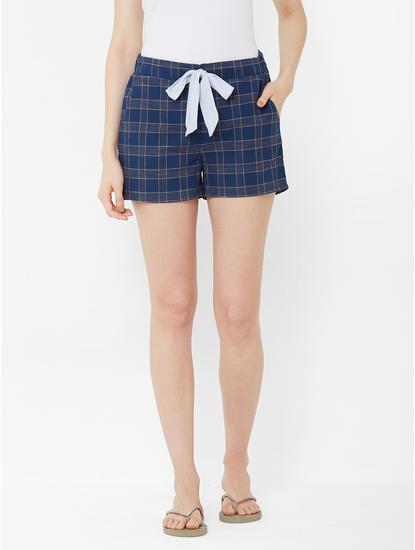 Classic Checks Lounge Shorts