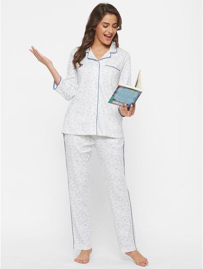 Classic Floral Pyjama Set