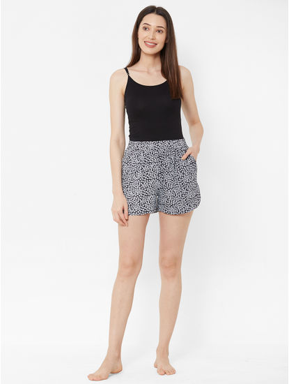 Pretty Floral Sleep Shorts