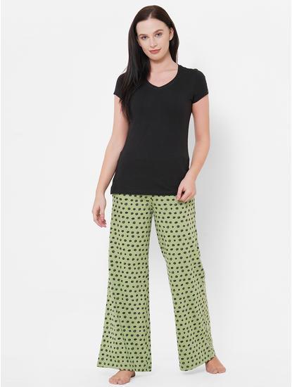 Funky Polka Dot Pyjamas