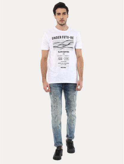 Jonas Blue Slim Fit Jeans