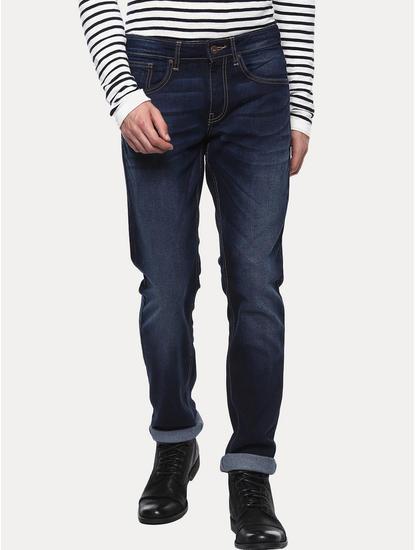 Jorin Stone Blue Straight Jeans