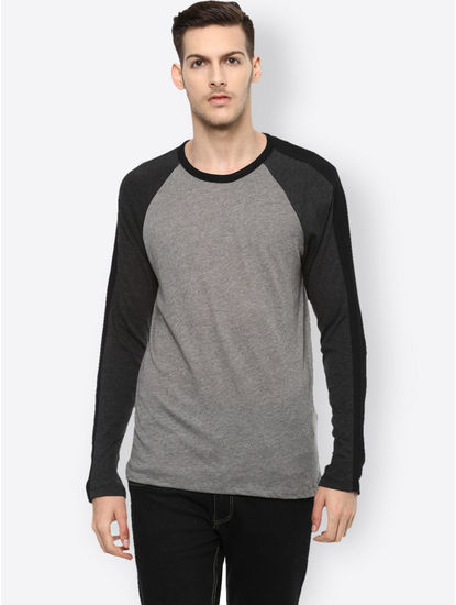 Gris Melange T-Shirt
