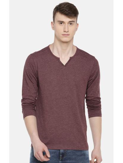 Wine Melange T-Shirt