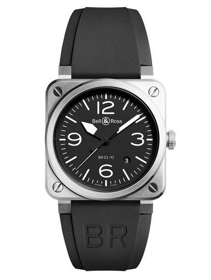 AVIATION BR 03-92 STEEL