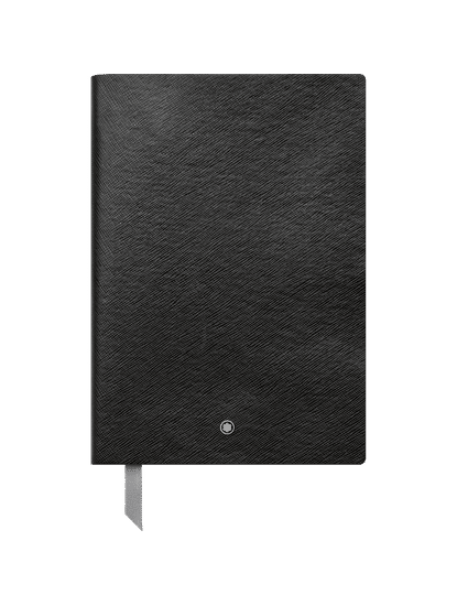 Fine stationary Note book 146 Black Lined