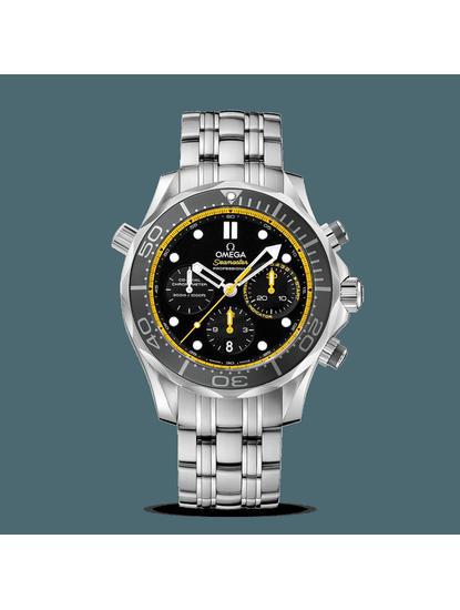 Diver 300 M Co-axial Chronograph REGATTA