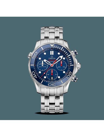 Diver 300 M Co-axial Chronograph